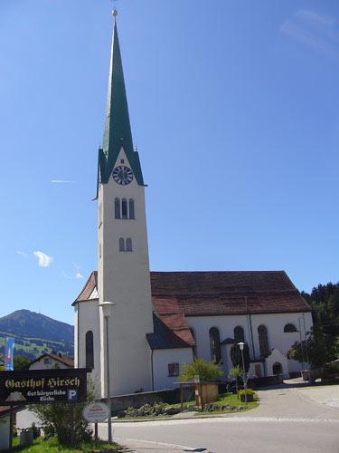 Vorderburg Allgäu